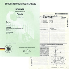 Patente euracryl ES