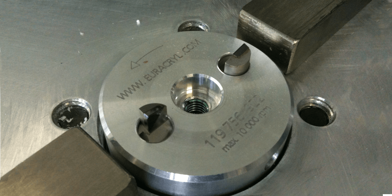 EFC herramientas de corte pulidora euracryl de sobremesa