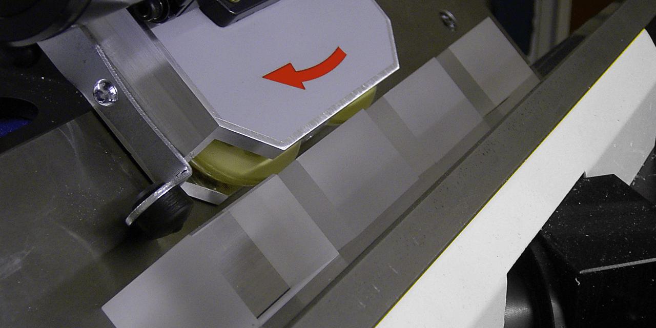 pulidora biseladora con avance automatico euracryl