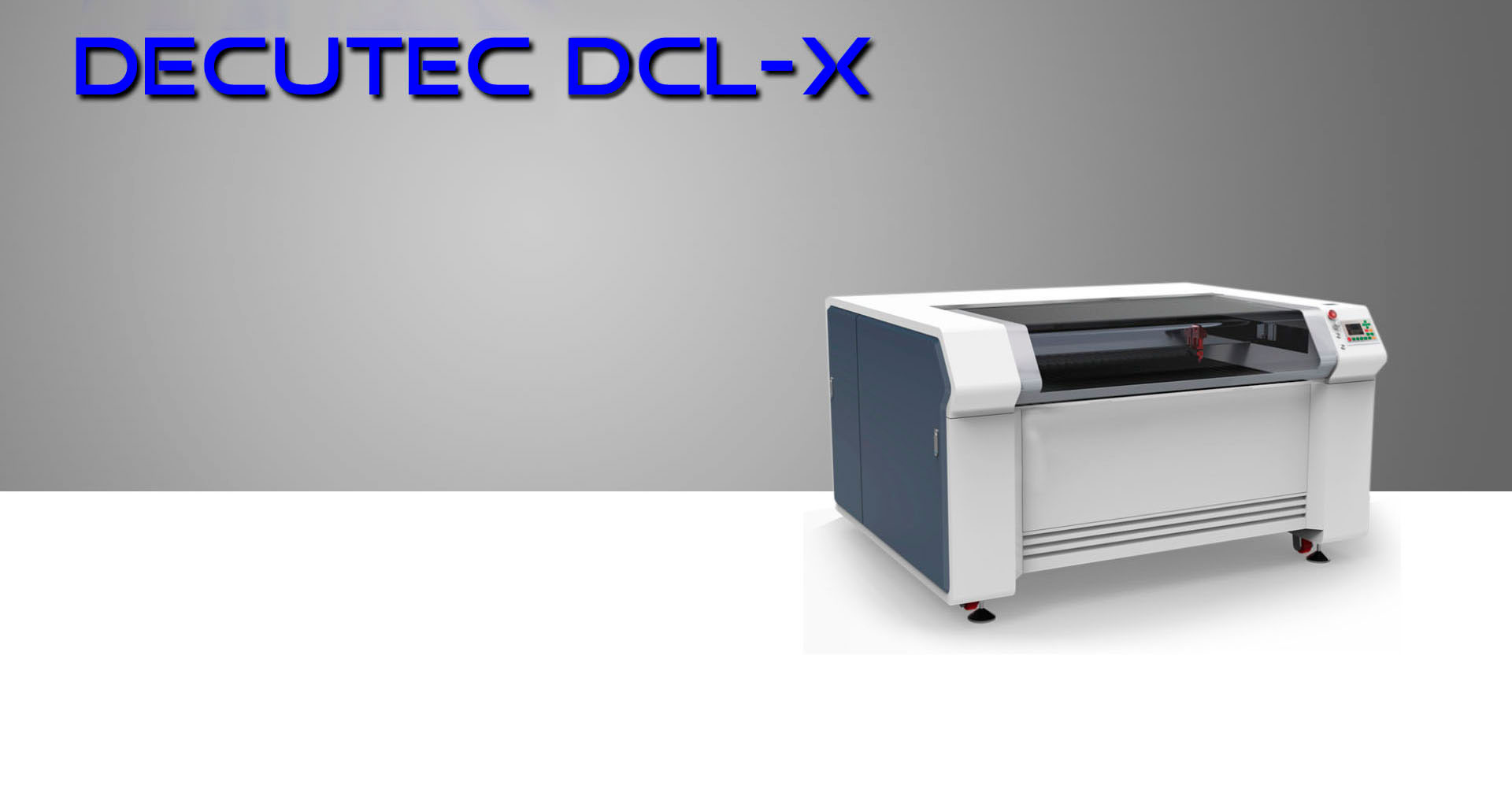 Máquina láser de corte y grabado BLCX euracryl Polishmachine