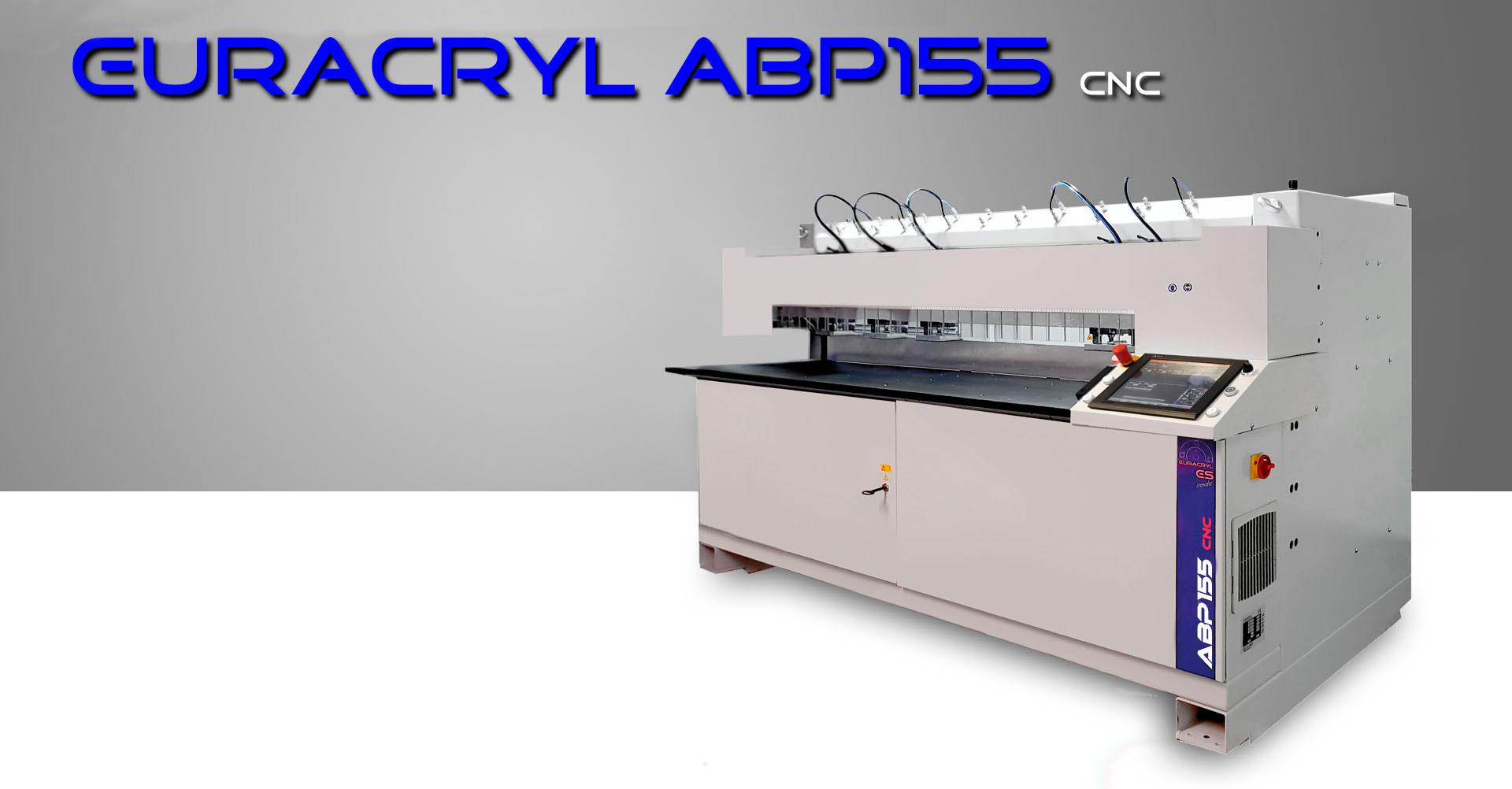 abp155cnc Euracryl gmbh kantenpoliermschinen