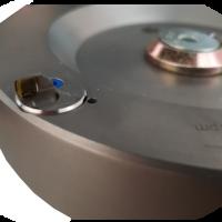 EL - Sistema de pulido Euracryl Easy Lock, con cuchillas de diamante de intercambio rápido
