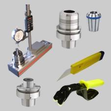 Herramientas para CNC Accesorios Euracryl