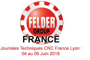 journees techniques CNC france lyon felder - euracryl