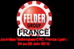 journees techniques CNC france lyon felder - euracryl