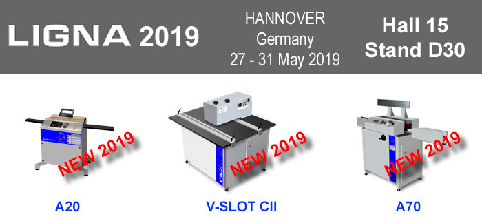 Ligna 2019 Hannover Deutschland
