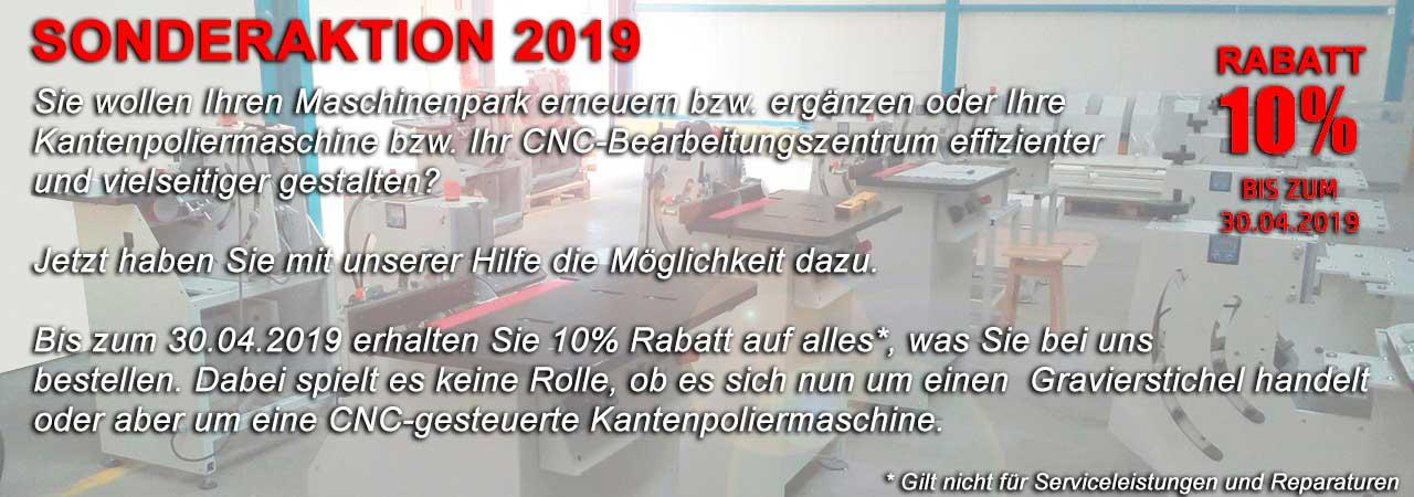 Sonder Aktion Euracryl 2019