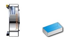 Herramienta Diamond Line ST120 para CNC