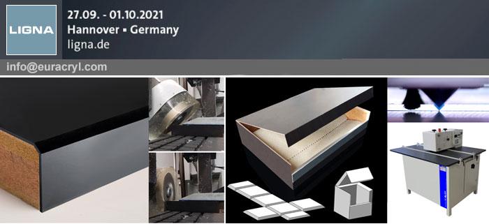 LIGNA 2021 Hannover - Deutschland - Germany